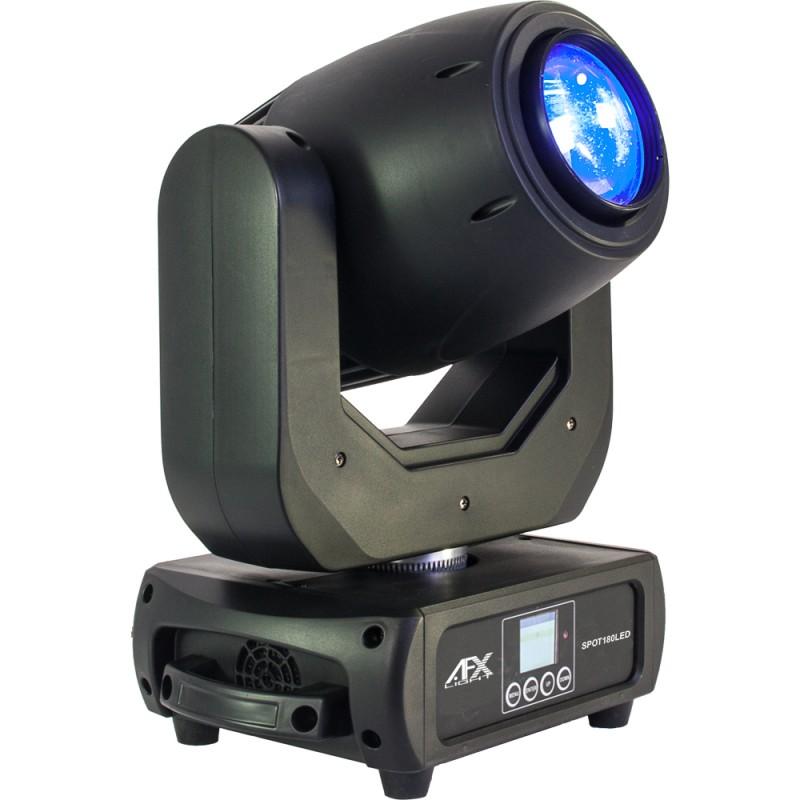 AFX Light SPOT180LED Moving Head Spot White LED 180W Moving Head Spot White LED 180W