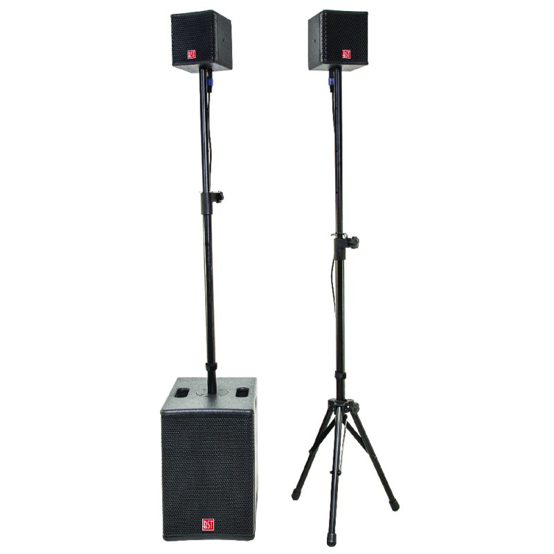 BST FIRST-S2.1 Active 2.1 System 400 W RMS Active 2.1 System 400 W RMS