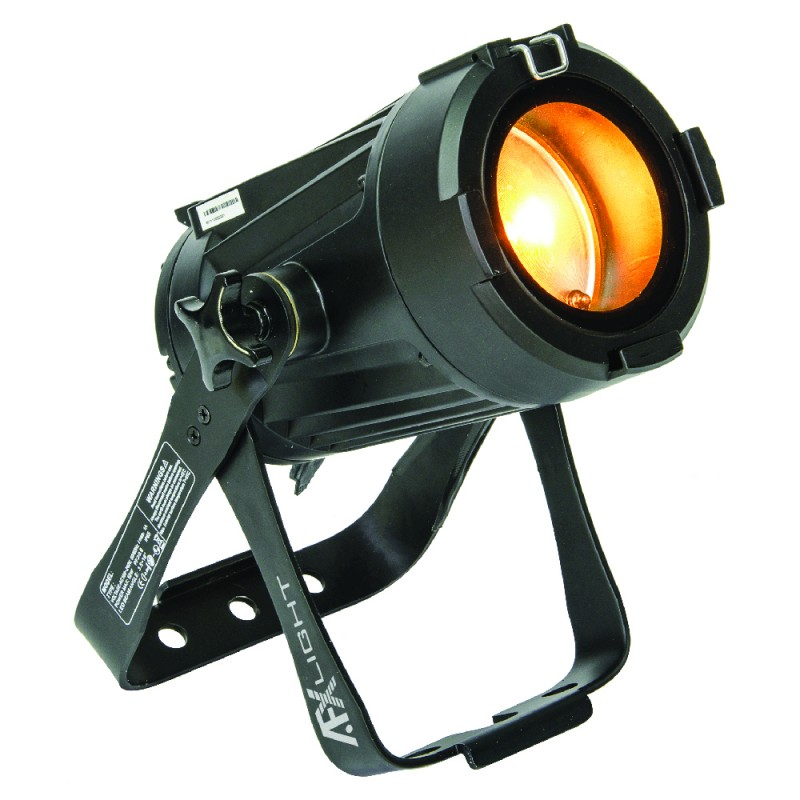AFX Light ICOLOR40Z LED Pin Spot RGBW 40W with Zoom LED Pin Spot RGBW 40W with Zoom
