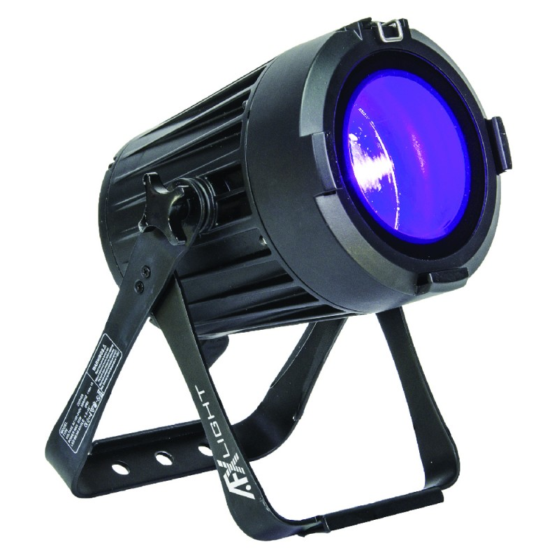 AFX Light ICOLOR60Z LED Pin Spot RGBW 60W with Zoom LED Pin Spot RGBW 60W with Zoom