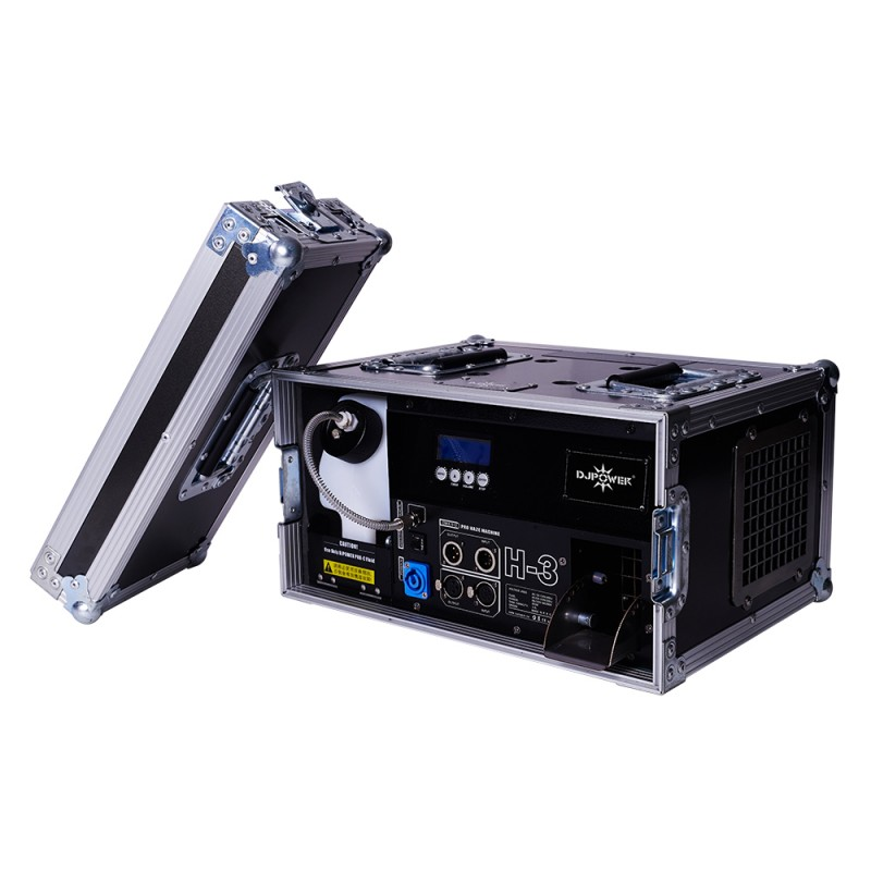 DJ Power H-3 Pro Haze Machine Pro Haze Machine