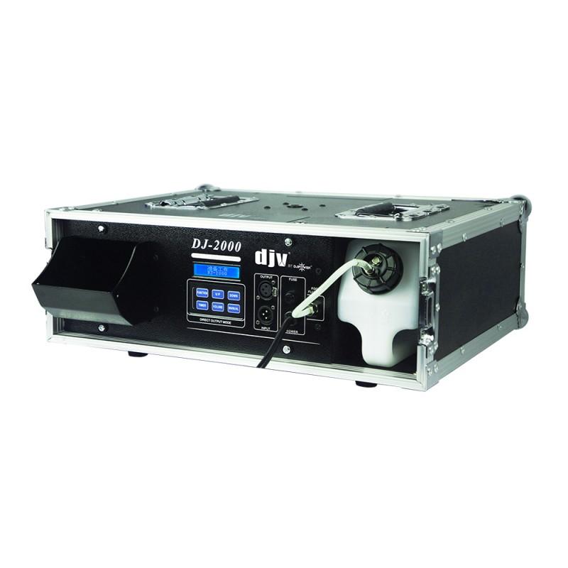 DJV by DJ Power DJ-2000 Haze Machine Haze Machine