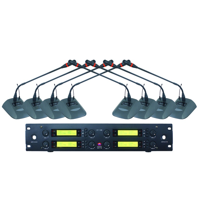 BST HT1188 Conference System Main Unit Conference System Main Unit