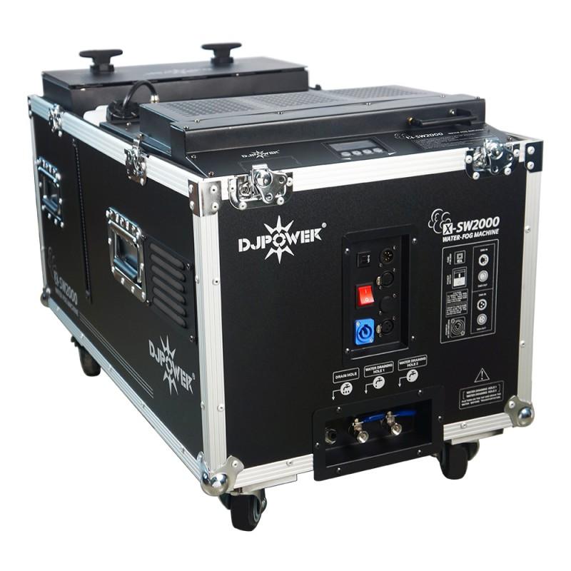 DJ Power X-SW2000 Low Fog Machine Low Fog Machine