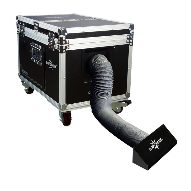 DJ Power X-SW1500 Low Fog Machine Low Fog Machine