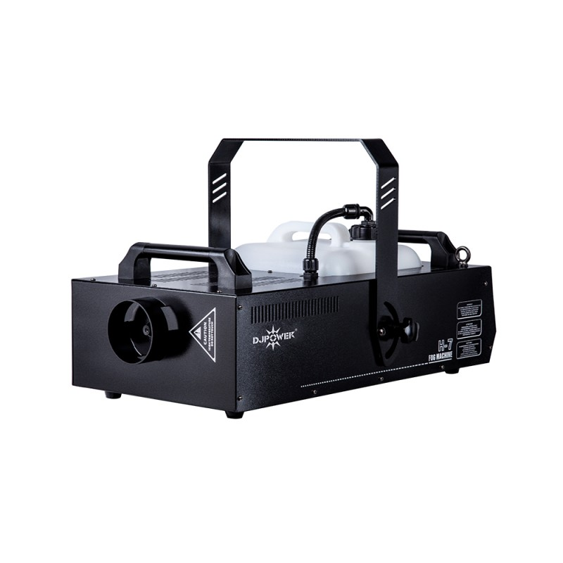 DJ Power H-7 Pro Fog Machine Pro Fog Machine