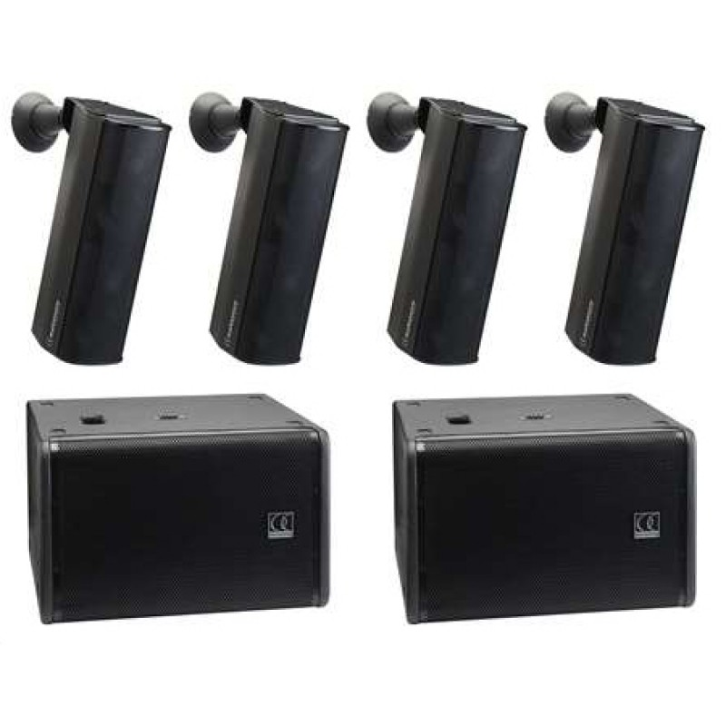 Audiophony iLINE H10884 Set-up composition stereo 940W Set-up composition stereo 940W