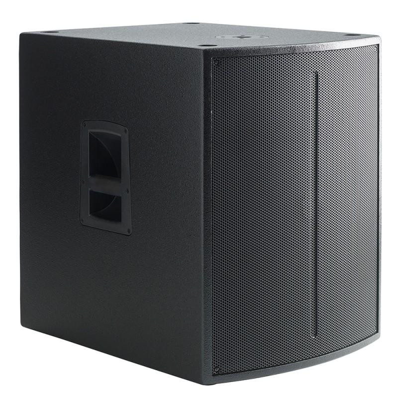 Audiophony ATOM18ASUB Active subwoofer 18 inchesWith DSP Active subwoofer 18 inchesWith DSP