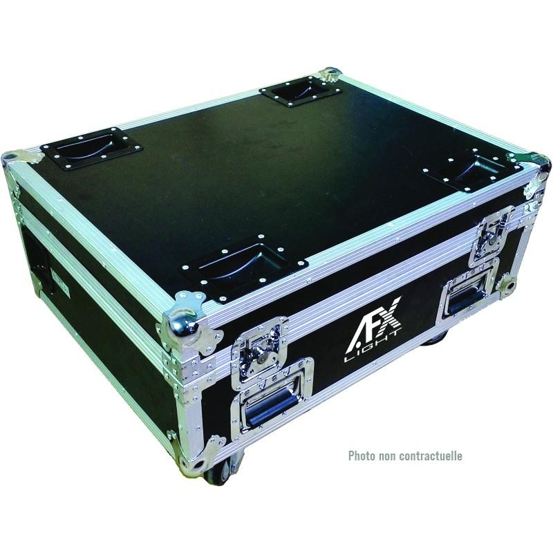 AFX Light FL4-MOBICOLOR9 Flight Case for 4x MOBICOLOR9 Flight Case for 4x MOBICOLOR9