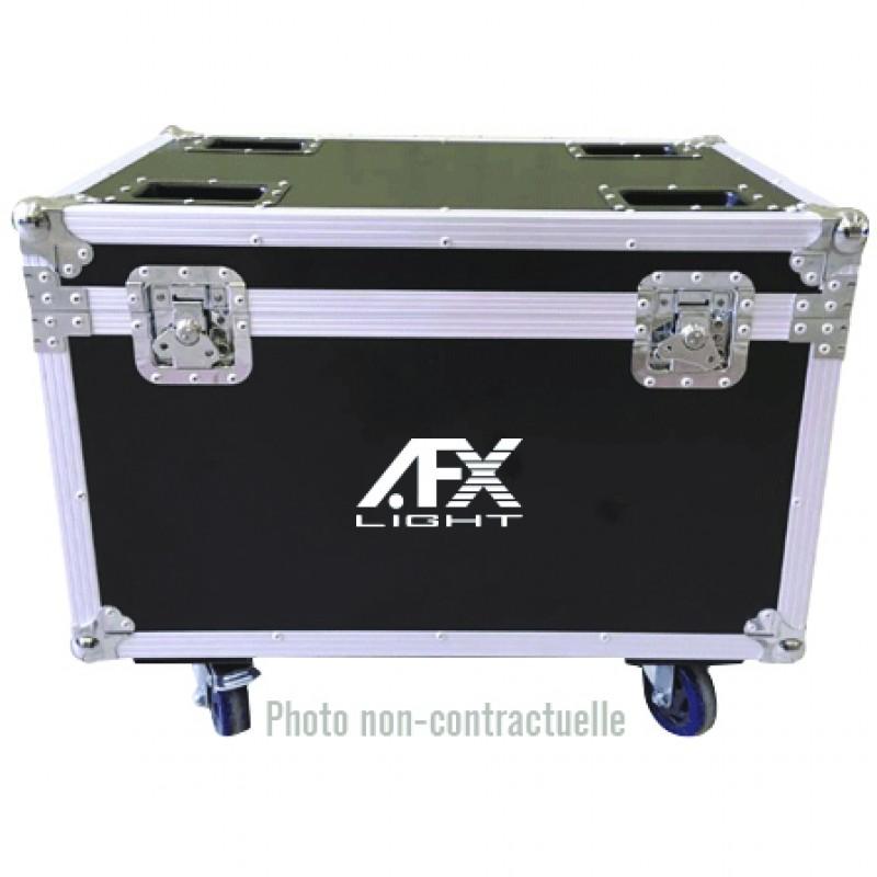 AFX Light FL6-ICOLOR60Z Flight Case for 6x ICOLOR60Z Flight Case for 6x ICOLOR60Z