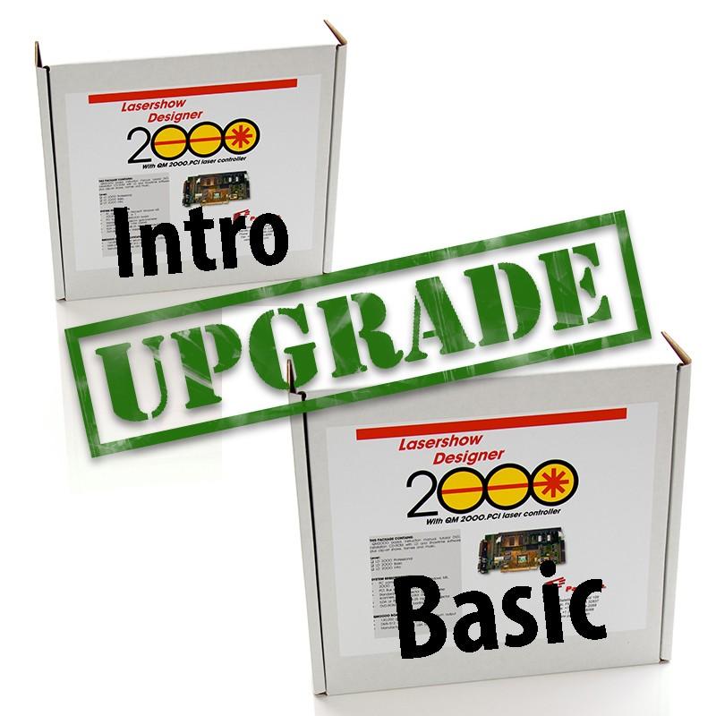 Pangolin LD2000UPGRADE1 Upgrade LD2000 Intro to Basic Upgrade LD2000 Intro to Basic