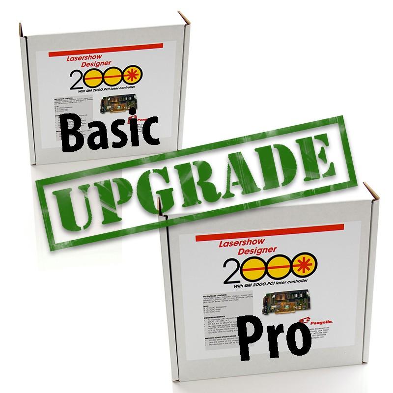 Pangolin LD2000UPGRADE3 Upgrade LD2000 Basic to PRO Upgrade LD2000 Basic to PRO