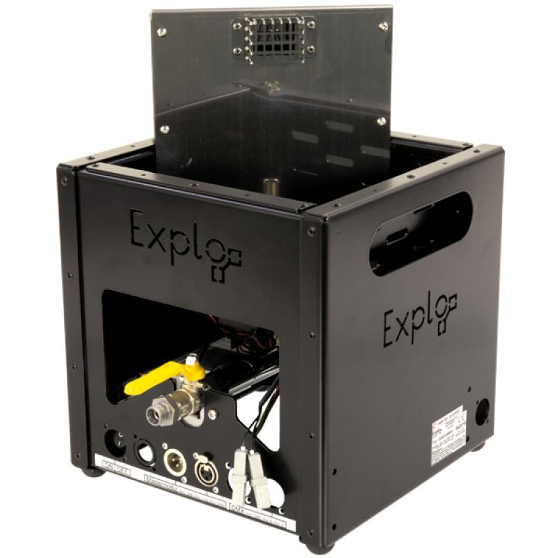 Explo GX2DMX Gasprojector GX2 230V DMX Gasprojector GX2 230V DMX