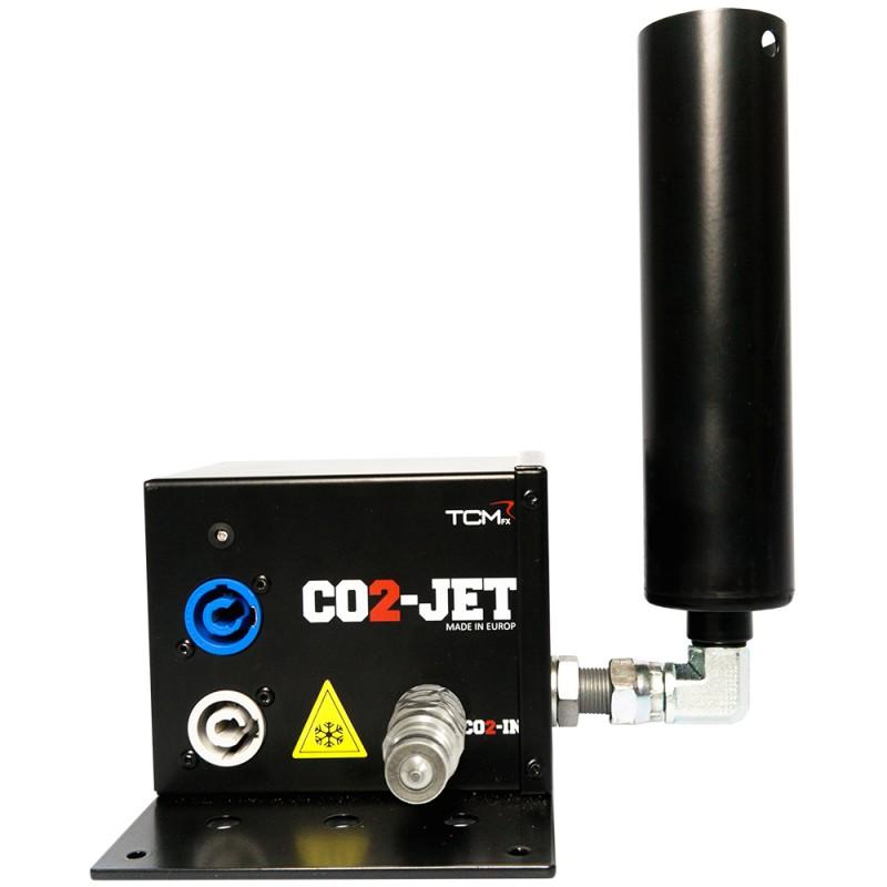 The Confetti Maker CO2 Jet TCMFX CO2 Jet (only 230V) TCMFX CO2 Jet (only 230V)