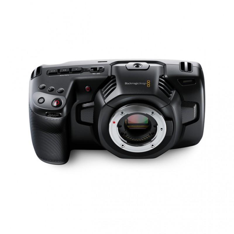 Blackmagic Design CINECAMPOCHDMFT4K Blackmagic Pocket Cinema Camera 4K Blackmagic Pocket Cinema Camera 4K