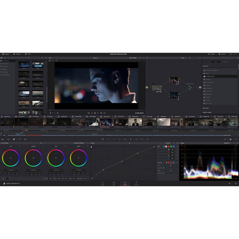 Blackmagic Design DV/RESSTUD/DONGLE DaVinci Resolve Studio Dongle DaVinci Resolve Studio Dongle
