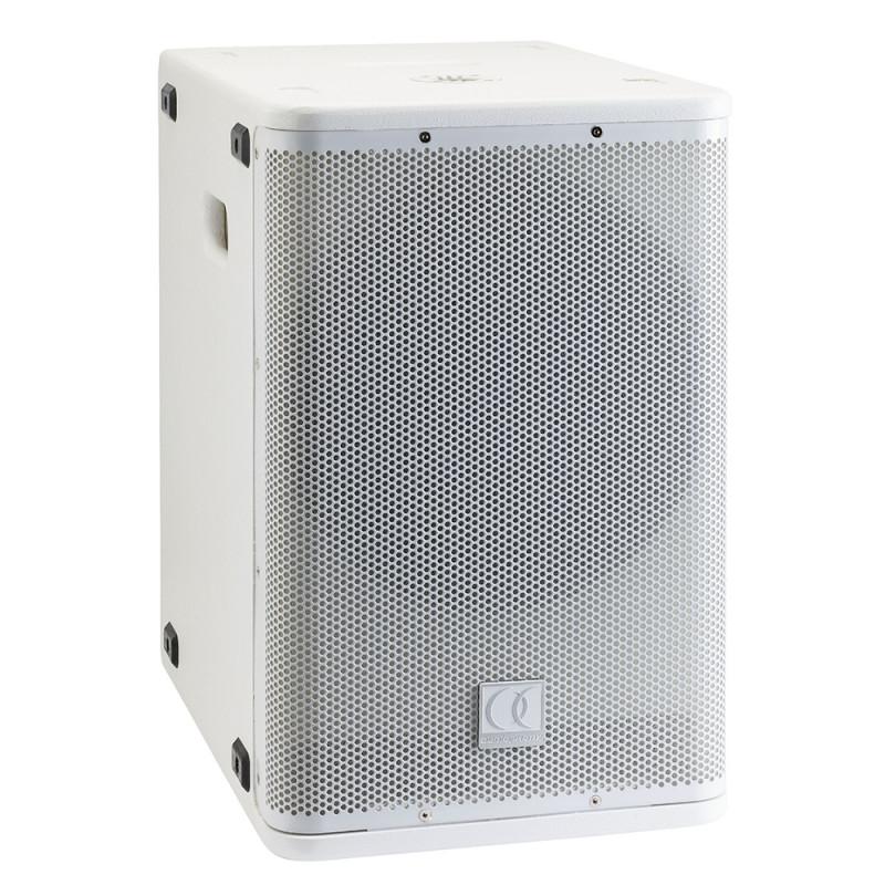 Audiophony iLINEsub12Pw Passive 12' subwoofer - 400W / 8Ohms-White Passive 12' subwoofer - 400W / 8Ohms-White