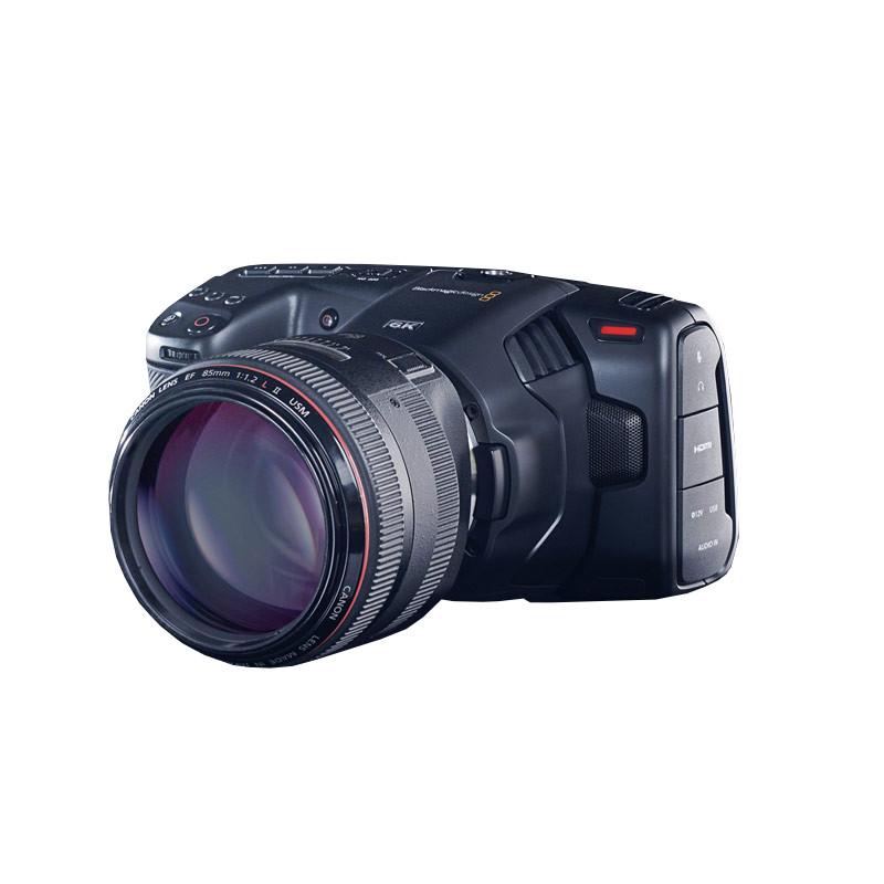 Blackmagic Design CINECAMPOCHDEF6K Blackmagic Pocket Cinema Camera 6K Blackmagic Pocket Cinema Camera 6K