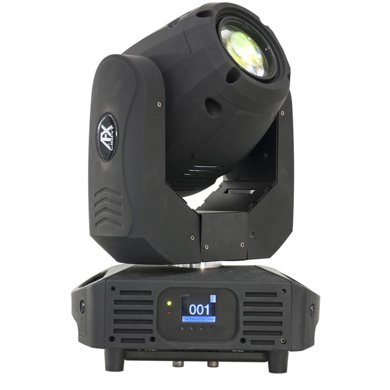 AFX Light BEAM1R-MKII Beam Moving Head 1R 100W with Osram Sirius HRI lamp, DMX Beam Moving Head 1R 100W with Osram Sirius HRI lamp, DMX