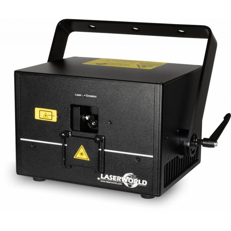Laserworld DS-2000RGB-SN Diode Series Laser Projector 2000 mW with ShowNet Diode Series Laser Projector 2000 mW with ShowNet