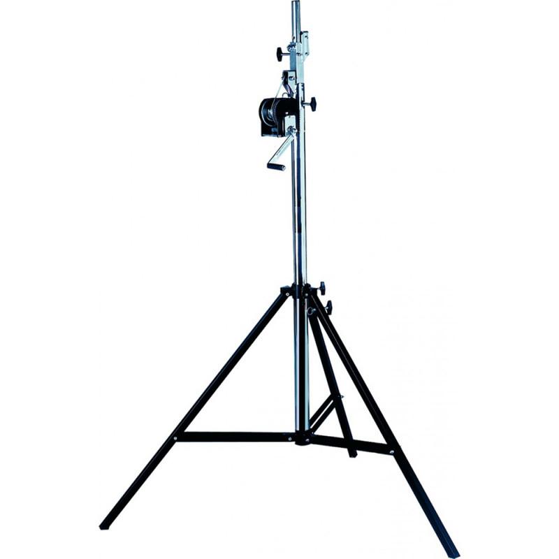 ASD ALT 400 C Pro stand w/winch 4m / 80kg Pro stand w/winch 4m / 80kg