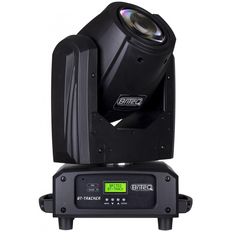 Briteq BT-TRACKER Compact Beam Moving Head (incl. Osram SIRIUS HRI-100 Discharge Lamp) Compact Beam Moving Head (incl. Osram SIRIUS HRI-100 Discharge Lamp)