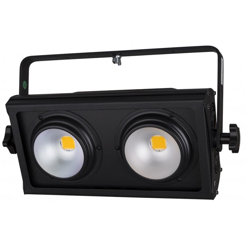 Briteq COB Blinder 2x100W LED Blinder (2x100W white COB) LED Blinder (2x100W white COB)
