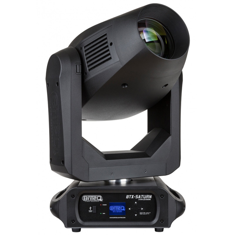 Briteq BTX-SATURN LED Moving Head 270W - 8-45° zoom LED Moving Head 270W - 8-45° zoom