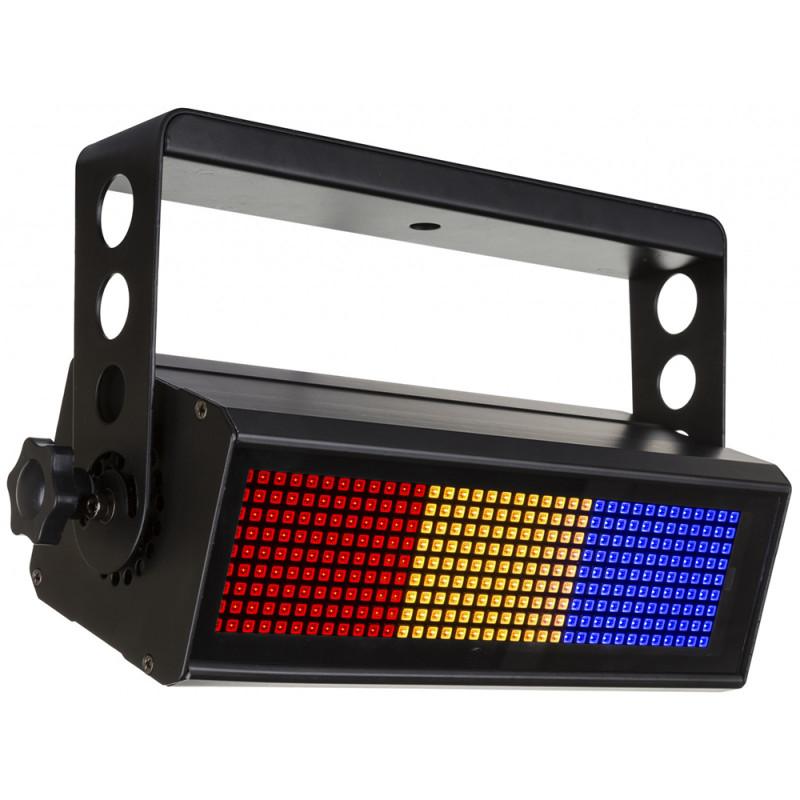 Briteq BT-MAGICFLASH RGB Powerful LED DMX Strobe RGB (3 segment) Powerful LED DMX Strobe RGB (3 segment)