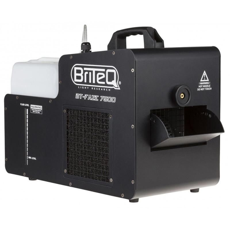 Briteq BT-FAZE 7500 Fazer effect smoke / haze machine Fazer effect smoke / haze machine