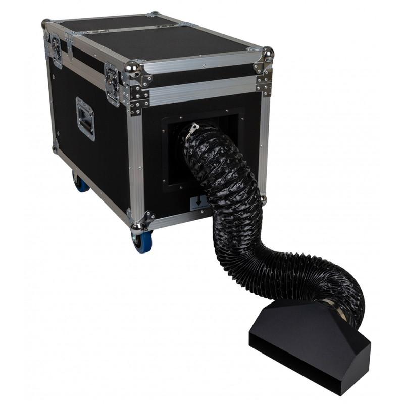Briteq BT-H2FOG II Ultrasonic 1500W Low Fog Machine in Flight Case Ultrasonic 1500W Low Fog Machine in Flight Case