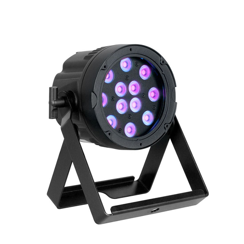 Magmatic Prisma Par 20 Wash Par Luminaire 12x2W UV Diode LEDs 20° Narrow Beam Angle Wash Par Luminaire 12x2W UV Diode LEDs 20° Narrow Beam Angle