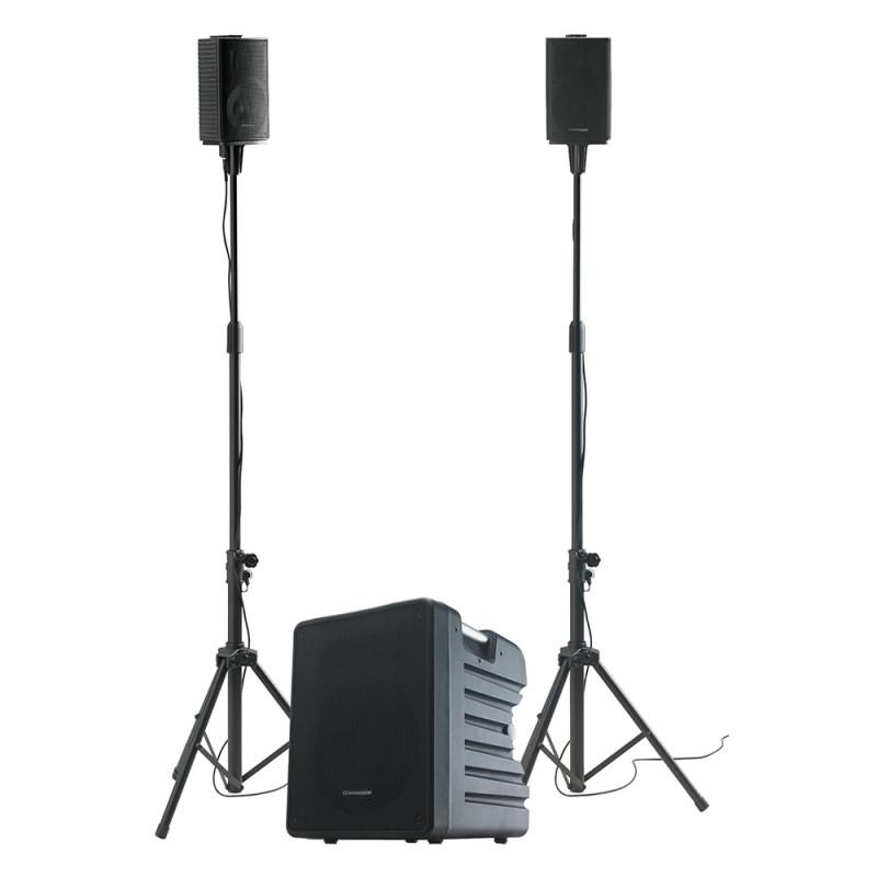 Audiophony MOJO1042App Active System 2.1 - 1020W + DSP + Application Active System 2.1 - 1020W + DSP + Application