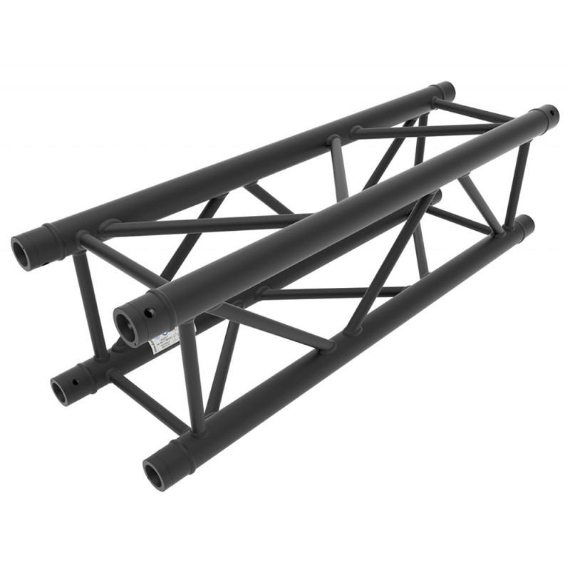 Contest QUA29-300 blk Square aluminium truss – Width: 290mm – Length: 300cm – Black Square aluminium truss – Width: 290mm – Length: 300cm – Black