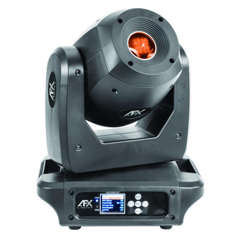 AFX Light SPOT100-LED Moving Head Spot White LED 100W Moving Head Spot White LED 100W
