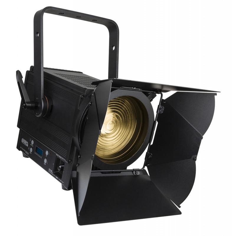 Briteq BT-THEATRE 200TW LED Theater spot 200W 10°-50° man zoom 2800-6200K LED Theater spot 200W 10°-50° man zoom 2800-6200K