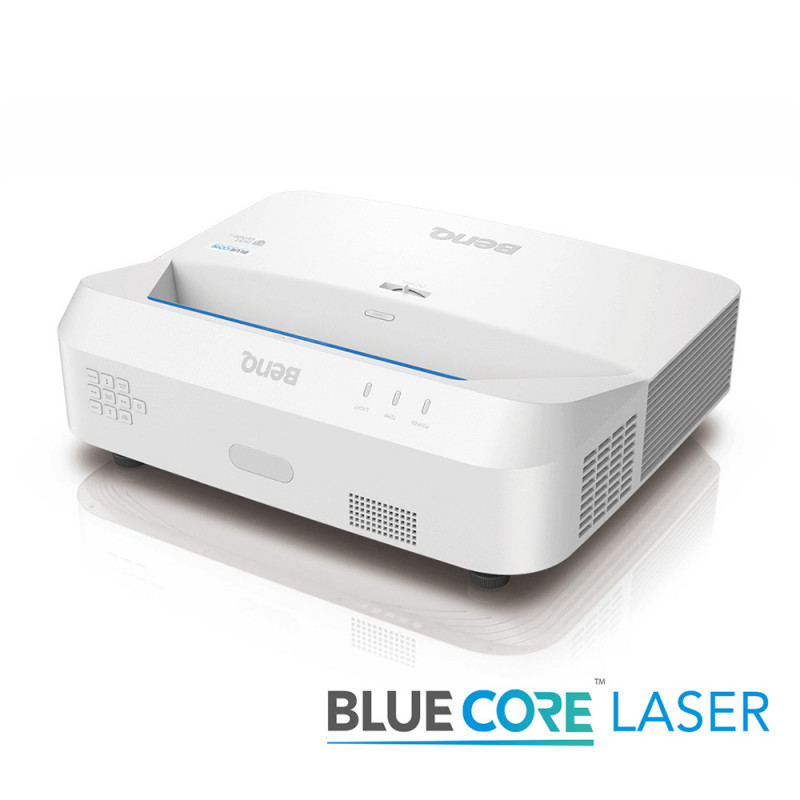 BenQ LH890UST 1080p (1920x1080); 4.000lm; 100.000:1; 0,23:1; 5 year warranty; Interactive Laser Projector with Ultra Short Throw 1080p (1920x1080); 4.000lm; 100.000:1; 0,23:1; 5 year warranty; Interactive Laser Projector with Ultra Short Throw