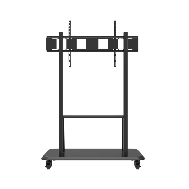 Celexon Adjust-55120MP Professional Height adjustable display trolley for 55-120 inch monitors Professional Height adjustable display trolley for 55-120 inch monitors