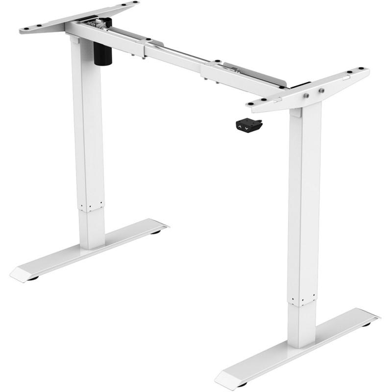 Celexon eAdjust-71121W Economy series Electrically height adjustable desk, white Economy series Electrically height adjustable desk, white