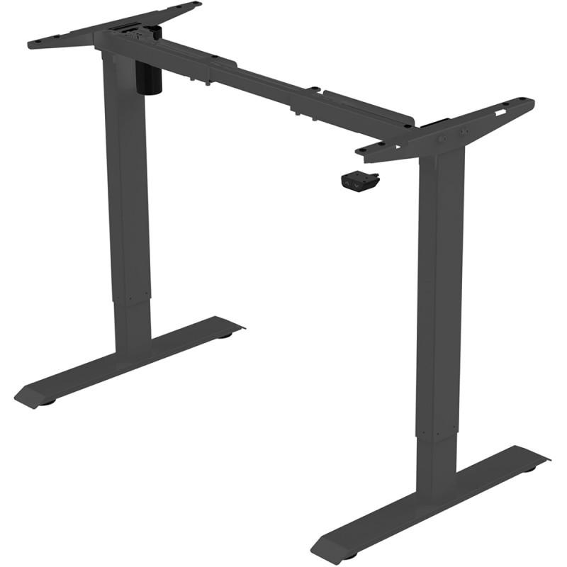 Celexon eAdjust-71121B Economy series Electrically height adjustable desk, black Economy series Electrically height adjustable desk, black