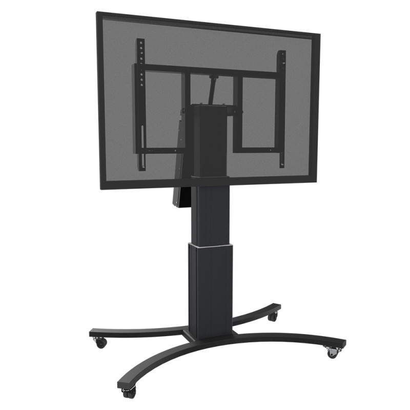 Celexon Adjust-V4275B-70 Expert Display stand with wheels and electrically adjustable height with tilt function - 70cm - black Expert Display stand with wheels and electrically adjustable height with tilt function - 70cm - black
