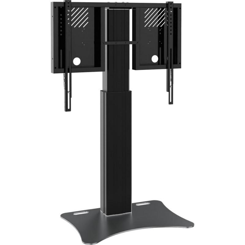Celexon Adjust-4275PB-50 Expert Electrically height adjustable display stand - 50 cm - black - load up to 136 kg Expert Electrically height adjustable display stand - 50 cm - black - load up to 136 kg