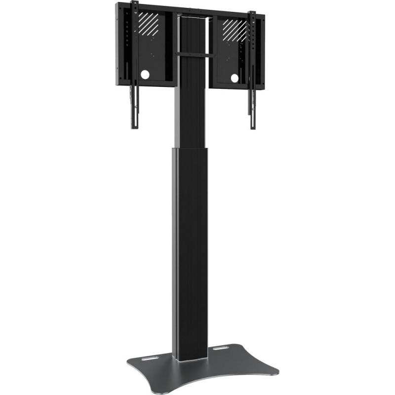 Celexon Adjust-4286PB-90 Expert Electrically height adjustable display stand - 90 cm - black Expert Electrically height adjustable display stand - 90 cm - black
