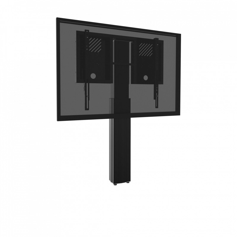 Celexon Adjust-4275WB-50 Expert electric display stand with wall mounting, electrically adjustable height - 50cm - black - load up to 136 kg Expert electric display stand with wall mounting, electrically adjustable height - 50cm - black - load up to 136 kg