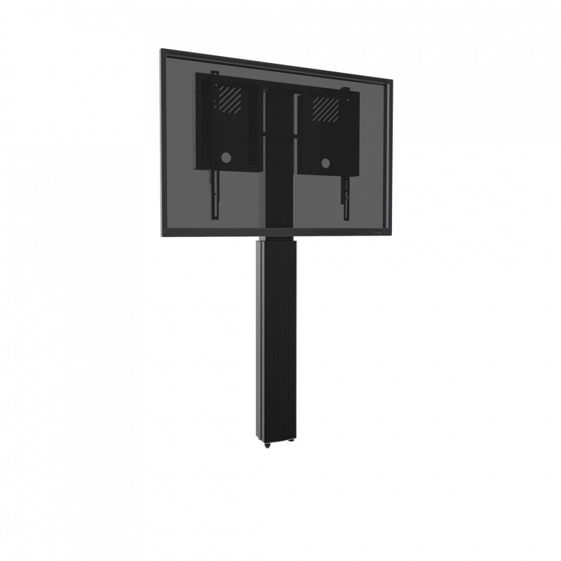 Celexon Adjust-4286WB-70 Expert electric display stand with wall mounting, electrically adjustable height - 70cm - black Expert electric display stand with wall mounting, electrically adjustable height - 70cm - black