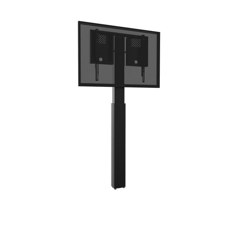 Celexon Adjust-4286WB-90 Expert display stand with wall mounting, electrically adjustable height - 90cm - black Expert display stand with wall mounting, electrically adjustable height - 90cm - black