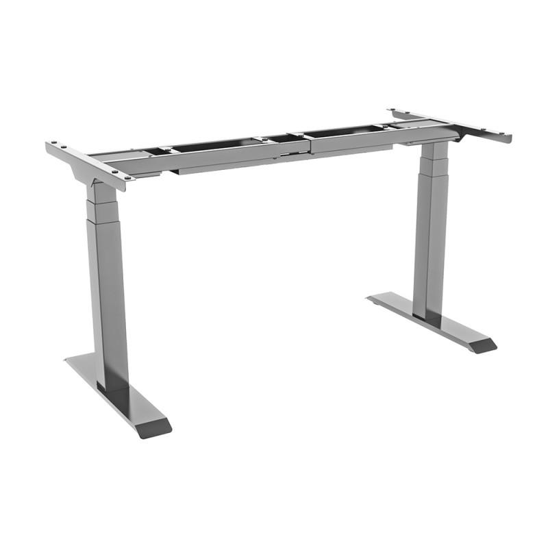 Celexon eAdjust-58123G Professional series Electrically height adjustable desk, grey Professional series Electrically height adjustable desk, grey