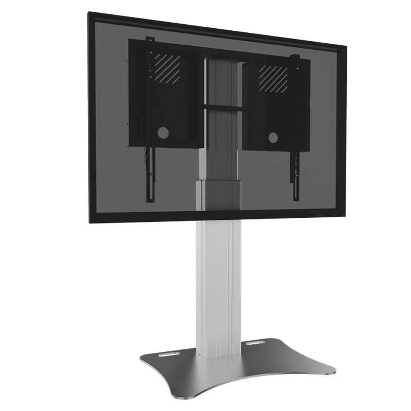 Celexon Adjust-4275PS-50 Expert Electrically height adjustable display stand - 50 cm - silver - load up to 136 kg Expert Electrically height adjustable display stand - 50 cm - silver - load up to 136 kg