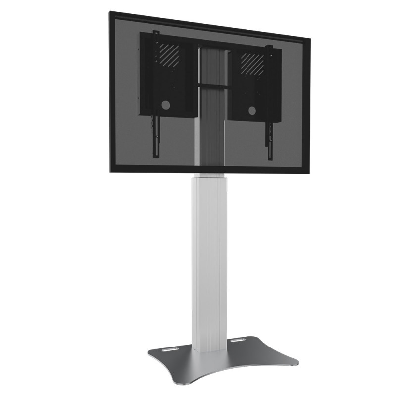 Celexon Adjust-4286PS-70 Expert Electrically height adjustable display stand - 70 cm - silver Expert Electrically height adjustable display stand - 70 cm - silver