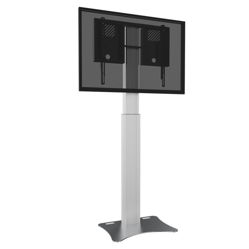 Celexon Adjust-4286PS-90 Expert Electrically height adjustable display stand - 90 cm - silver Expert Electrically height adjustable display stand - 90 cm - silver
